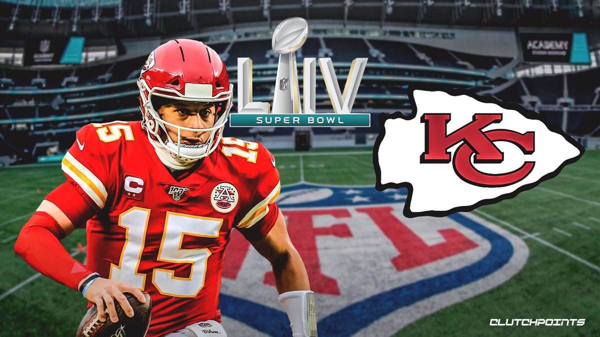 Kansas City Chiefs Super Bowl 2020