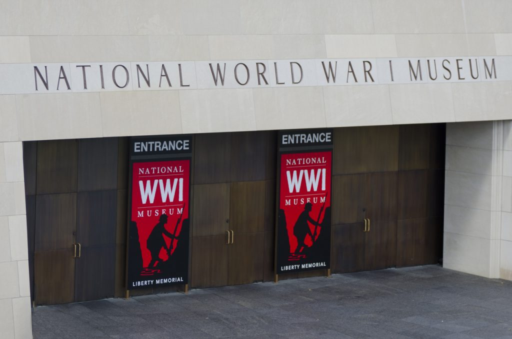 National World War I Museum in Kansas City
