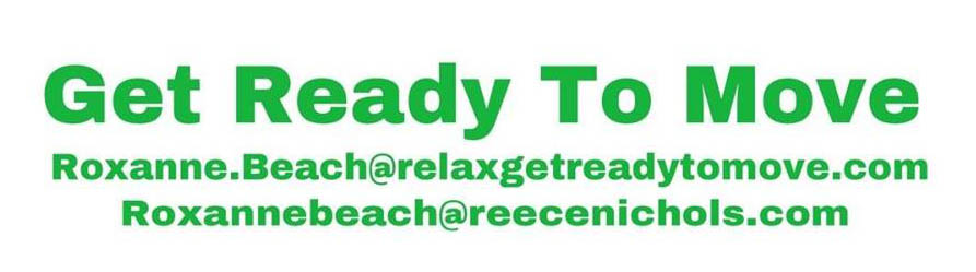 Roxanne Beach Relax Get Ready to Move