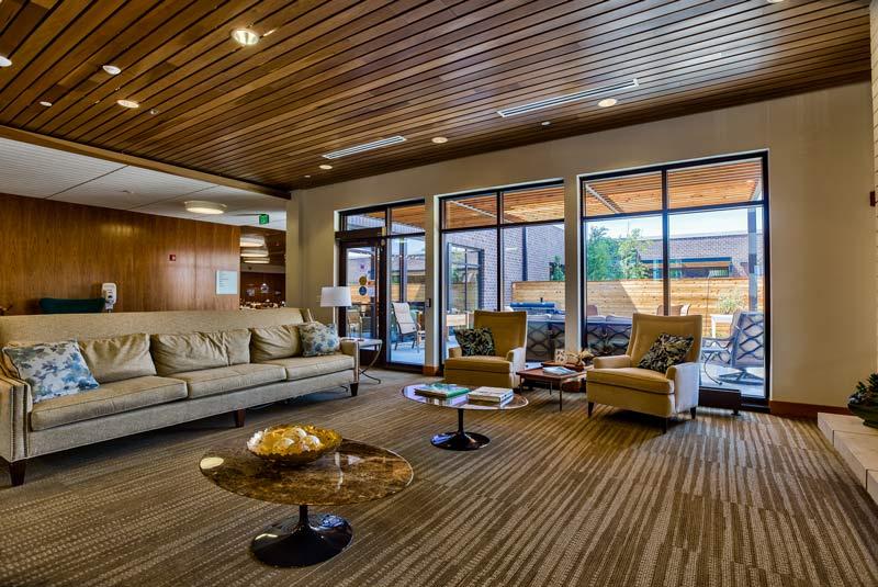 Silvercrest Lenexa Interior