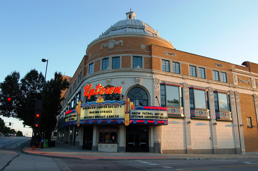 Uptown Theater, Valentine District, Kansas City, Missouri