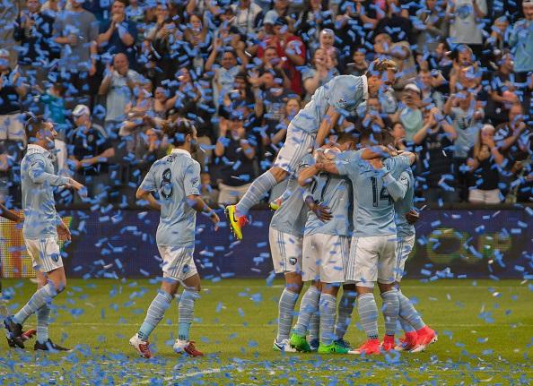 SOCCER: APR 09 MLS - Colorado Rapids at Sporting KC
