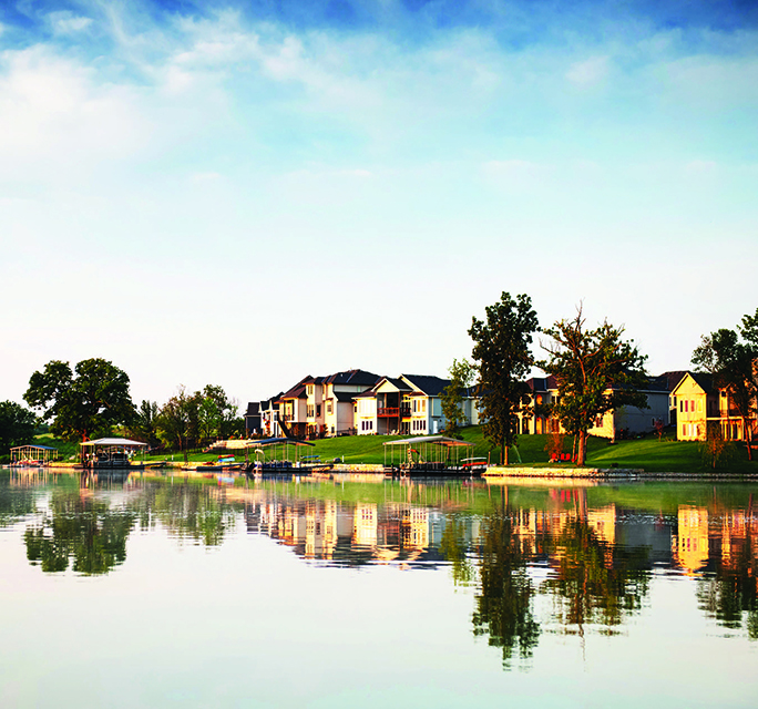 Creekmoor, Raymore Golf Community