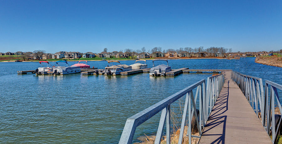 Creekmoor Dock