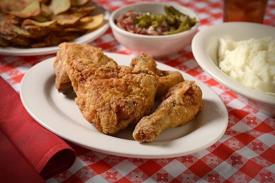 Strouds chicken