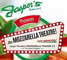 Chef Jasper's Mozzarella Theater FI2