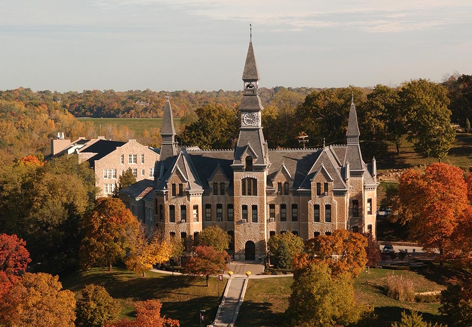 Mackay Hall, Park University Parkville Campus