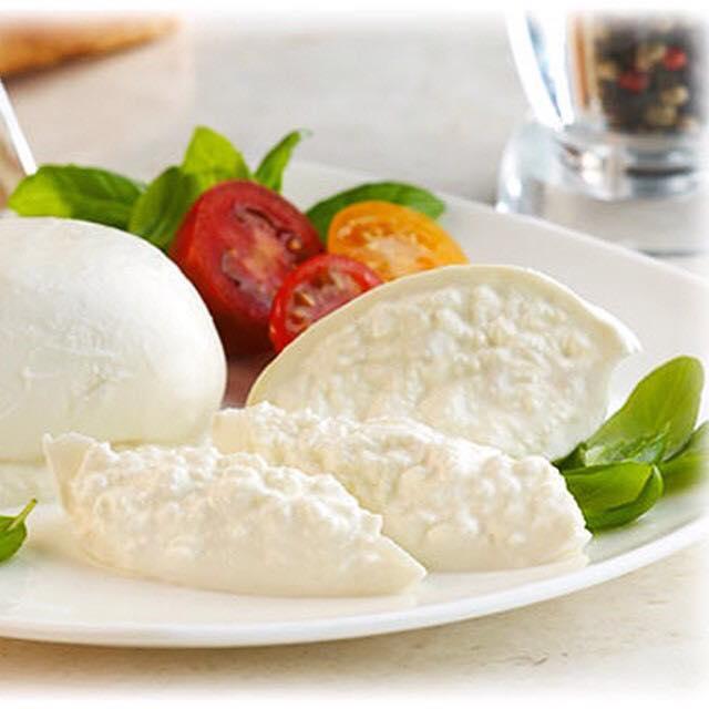 Hand-made Mozzarella