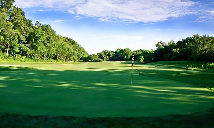 Hodge Park Golf Course