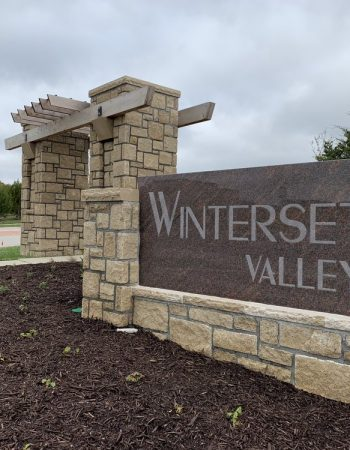 Winterset Valley Offers Homeowners a Tranquil Community