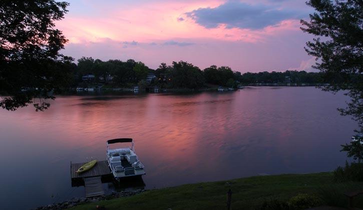 Lake Waukomis
