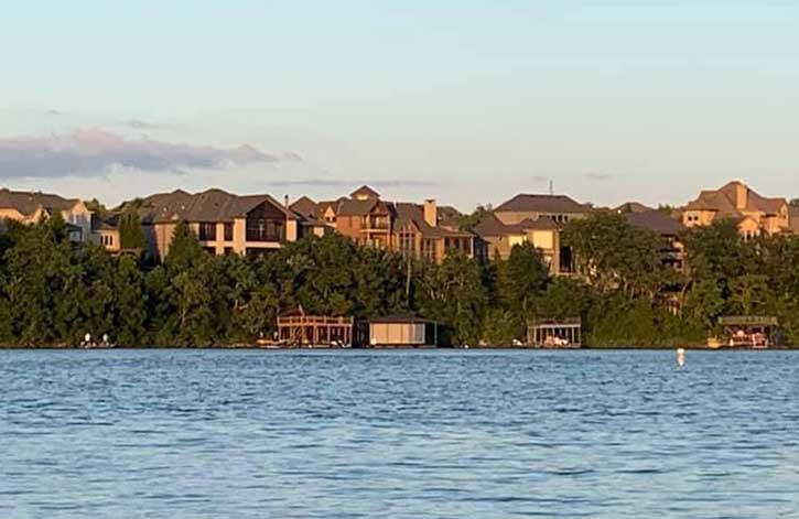 Prairie Lee Lake